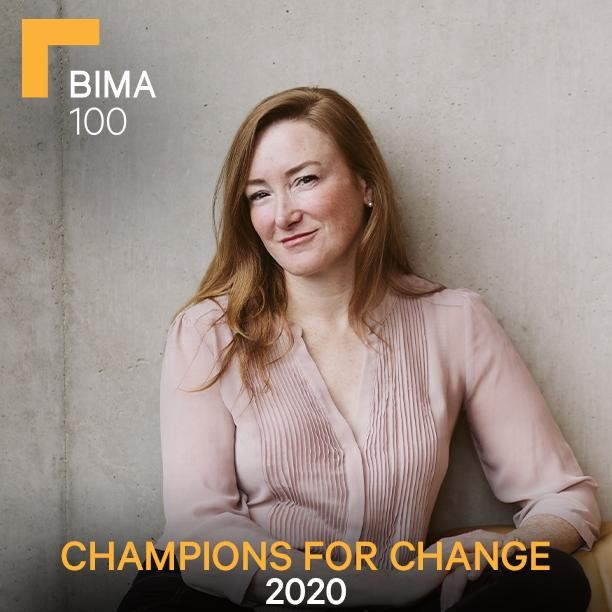 Ally Owen named as one of the BIMA 100 2020